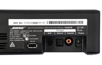 Bose-solo-5-conectividad-sonido
