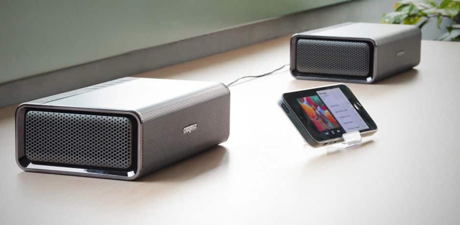 El creative sound blaster roar se puede conectar en modo estéreo