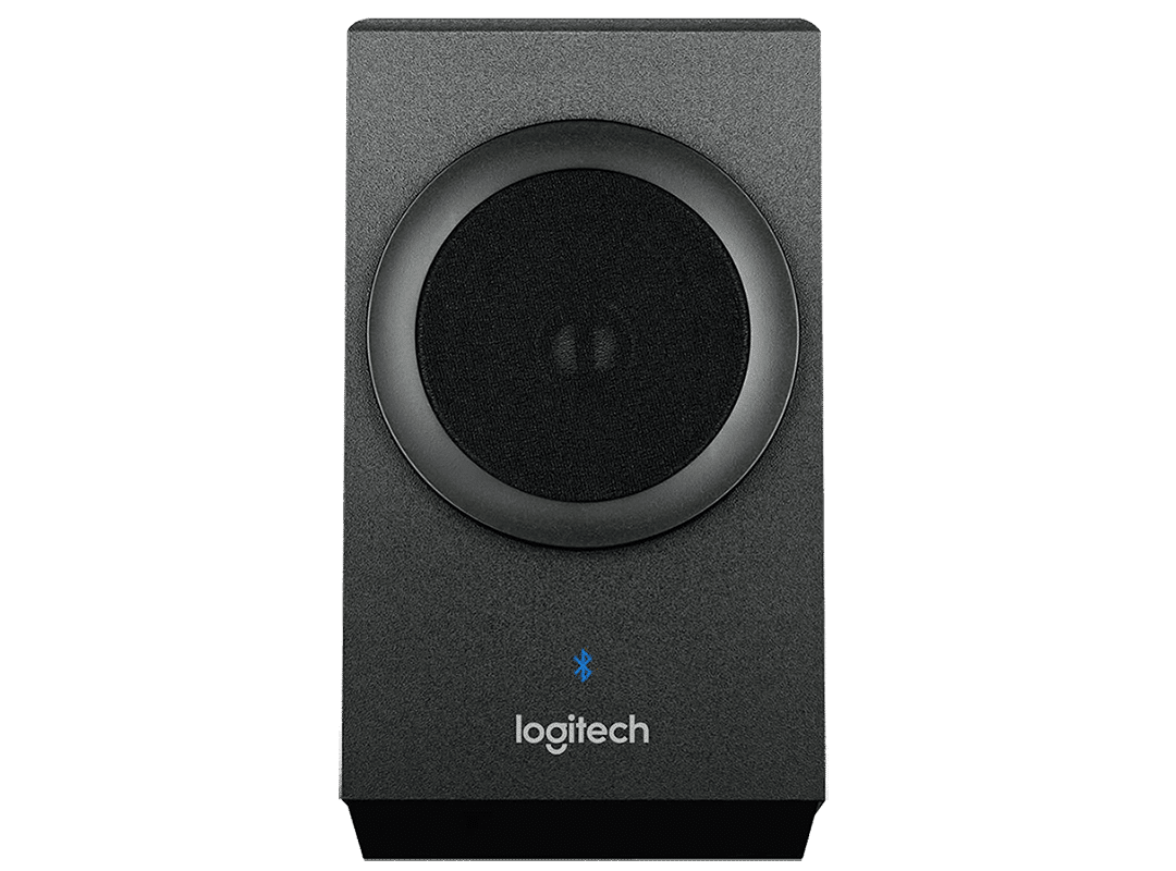 logitech-z337 tamaño drivers y speakers