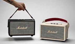 el marshall killburn está disponible en dos colores