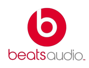 Beats audio logo auriculares