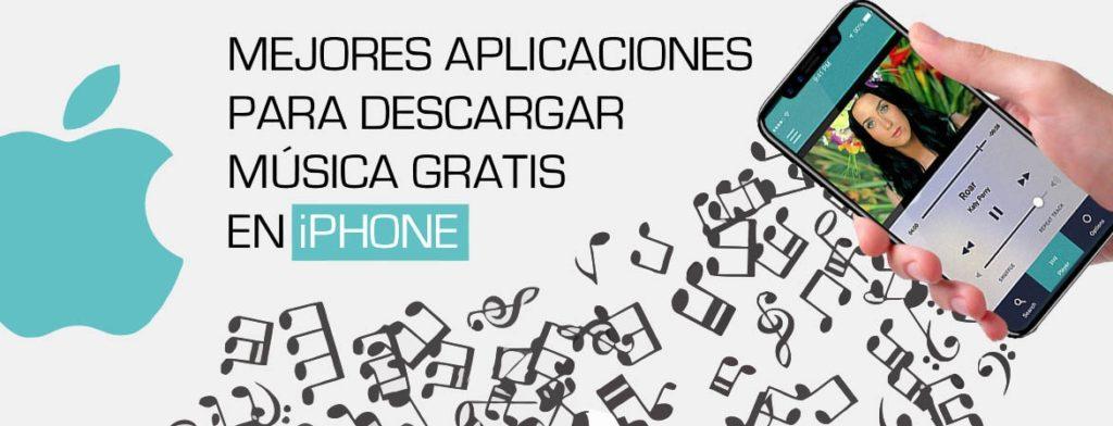 aplicaciones para descargar musica gratis en iphone