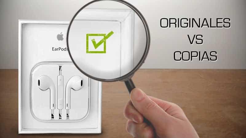 5c75144550b Apple Earpods Originales vs Copias comparativa | Mundo Altavoces