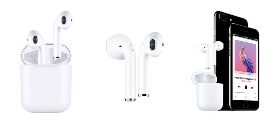 copias baratas apple airpods bluetooth