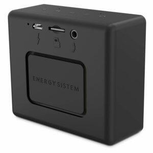 energy music box 1 + conexiones físicas targeta micro sd