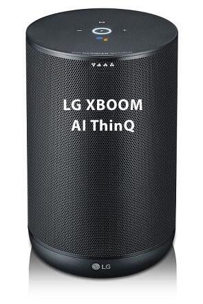 LG XBOOM AI ThinQ novedades IFA