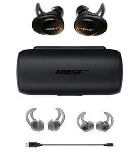 Bose soundsport free calidad de sonido