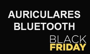 Mejores auriculares bluetooth black friday